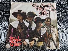 "Tenpole Tudor Swords of a thousand men Rare sleeve EX/G STIFF UK  7"" single"