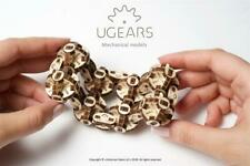 Ugears Steampunk Flexi-Cubus Wooden Model KIT - 3D puzzle, Self Assembling