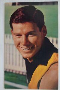 Richmond Tigers AFL-VFL Vintage 1964 Mobil Card- Printed Autograph M.Patterson