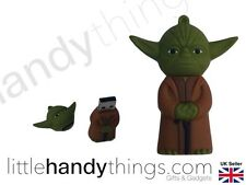 Novelty Star Wars Yoda USB 16GB Flash Drive Portable Storage Pen/Memory Stick