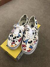 Vans auténticas: Disney Mickey Mouse Cumpleaños, Reino Unido 11