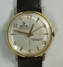 RELOJ FRANCES MORTIMA EXTRA PLATE SUPER DE LUXE CAL. CATTIN C-0 VINTAGE WATCH