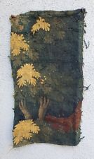 A Great Verdure 18th Century Tapestry Fragment