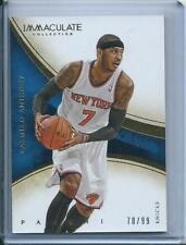 New York Knicks Modern (1970-Now) NBA Basketball Trading Cards