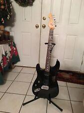 Left Handed Custom Black American Standard Fender Stratocaster