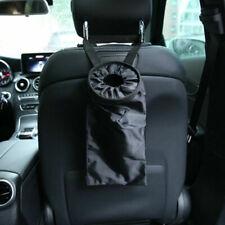 Universal Auto Car Back Seat Trash Bag Litter Bin Can Garbage Storage Organizer
