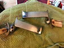 NOS 64 Ford Galaxie 500 XL Pair Interior Door Handle #C4AZ-6322614-A