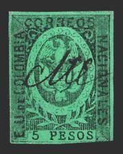 Vintage: Colombia 1866 Manu Canc,Nh Scott# 51 $ 500 Lot # Col1866B27