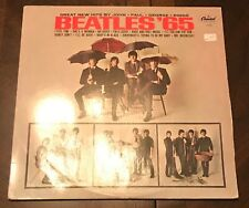 The Beatles: Beatles '65 Vintage Vinyl Record NEAR MINT in the Shrink!!!