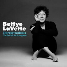 Interpretations: The British Rock Songbo - Bettye Lavette (2010, CD NEUF)