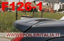 SPOILER FIESTA VI 6 3 PORTE GREZZO ST LOOK F126-1G  SI126-1-1