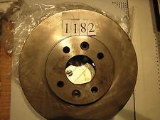 1182 paire de disques de frein avant renault laguna 1 mégane 1  safrane 1