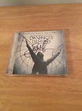 SIGNED - Bear McCreary Da Vinci's Demons Coll. Ed. Walking Dead Composer + Pic