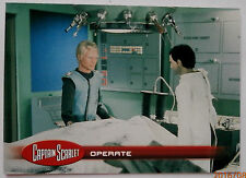 CAPTAIN SCARLET - Individual Trading Card #9, Operate -  Unstoppable 2015