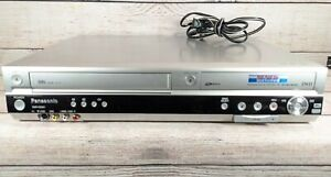 Panasonic DMR-ES35V DVD Recorder/Player VHS VCR Combo.NO REMOTE.Works 👍