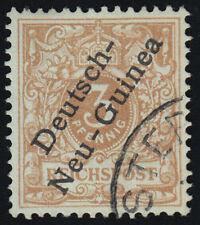 Deutsch-Neuguinea Mi.Nr. 1 b gestempelt geprüft BPP Mi.Wert 70€ (5333)