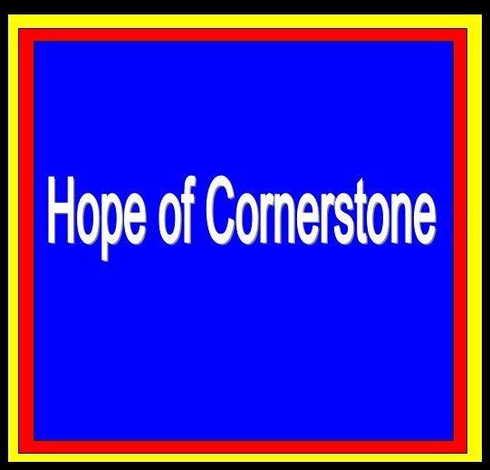 Hopeofcornerstones