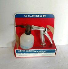 NOS new Vintage Gilmour Hosemaster Sprayer Somerset PA #484