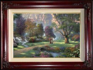 Thomas Kinkade ~ Walk of Faith 18x27 Artist Proof -- A/P