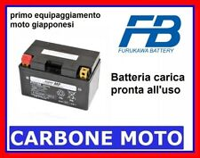 BATTERIA FURUKAWA FTZ10S CARICA PRONTA ALL'USO HONDA CBR 600 F (PC41J) 2012