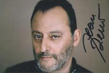 Jean Reno autographed Godzilla Mission: Impossible Actor RARE COA LOOK!