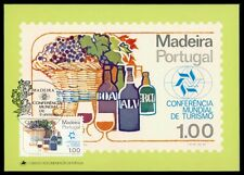 MADEIRA MK FLORA TRAUBE WEINTRAUBE WEIN WINE GRAPE CARTE MAXIMUM CARD MC CM au43