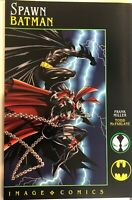 5 Copies Of Spawn Batman #1 NM Frank Miller Todd McFarlane BAGGED BOARDED