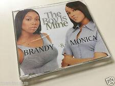 Brandy & Monica: The Boy Is Mine Maxi CD Single