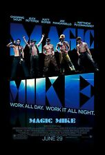 Magic Mike 2012 Movie Poster (24x36) - Channing Tatum, Alex Pettyfer NEW