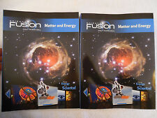 Science Fusion Matter and Energy Module H Holt McDougal WorkText 2 Lot 160-6K