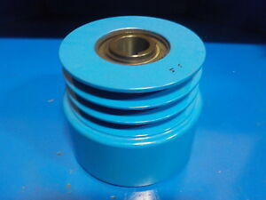CENTRIFUGAL CLUTCH HEAVY DUTY INDUSTRIAL TRIPLE GROOVE  141 HP 36.5MM BORE
