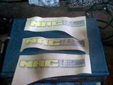 PIAGGIO 298435 TRIS ADESIVI GIALLO FLUO PER SCOOTER PIAGGIO NRG 50 (1994-1996)