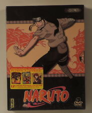 manga Naruto coffret DVD 12 episodes 144 a 156
