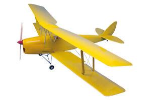 De Havilland Tiger Moth 1/4 Scale ARF 2300mm SPW