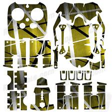 DJI Inspire 1 Quadcopter/Drone, Transmitter, Battery Skin   Death Metal Yellow
