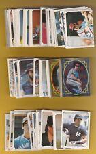 1984 Topps Baseball Sticker Set Nr. Mint/MT (386) + Free Mint Album + 4 Wrappers