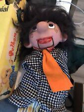 PELHAM Ventriloquial puppet V4 Clown 1960s Collectable rare