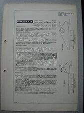 LOEWE OPTA Typ 52/080/081/282/283 Venus, Clivia, Stereo, Decoder Service Manual