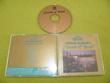 Isram World's - Sounds of Israel - RARE Original 1998 CD Atmospheric Relaxation