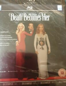 Death Becomes Her [New Blu-ray] Widescreen