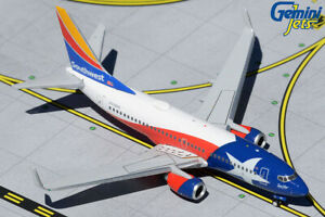 Gemini Jets 1:400 Southwest Airlines 737-700 Lone Star One GJSWA2019 IN STOCK