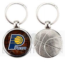 INDIANA PACERS NBA BASKETBALL KEYRING-KEYCHAIN-PORTACHIAVI-PORTE-CLÉS-LLAVERO