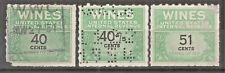 US   Sc# RE136//191   Wine Revenues   used       gtc15