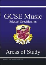 GCSE Music Edexcel Areas of Study Revision Guide,CGP Books