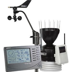 Davis 6152 Wireless Vantage Pro2 Weather Station Pro 2 - New 2021 Model
