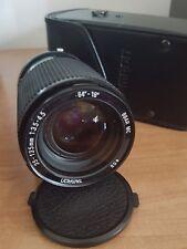 Obiettivo Tamron Adaptall 2 - Zoom 35-135mm f/3,5-4,5 Senza Anello BBAR MC