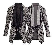 Geblümte Jacken aus Viskose für die Freizeit