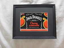 JACK DANIELS CHERRY LIMEADE  BEER SIGN  #1336