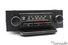 Original Opel Le Mans A Autoradio 90 160211 MUU Oldtimer Radio 7 632 010 020/021