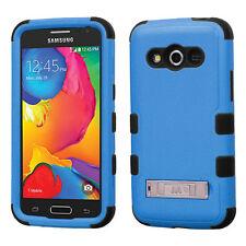 For T-Mobile Samsung Galaxy Avant IMPACT TUFF Hybrid KICKSTAND Case Phone Cover